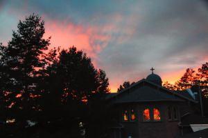 St. Jane at Dusk