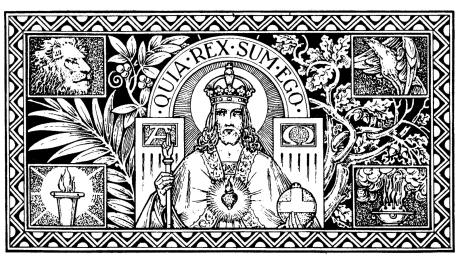 In festo Domino nostro Jesu Christi Regi