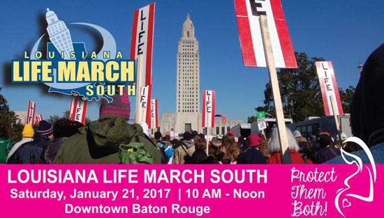 Louisiana Life March South
