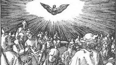 Holy Spirit Novena ~ Day 4