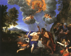 Albani Baptism of Christ