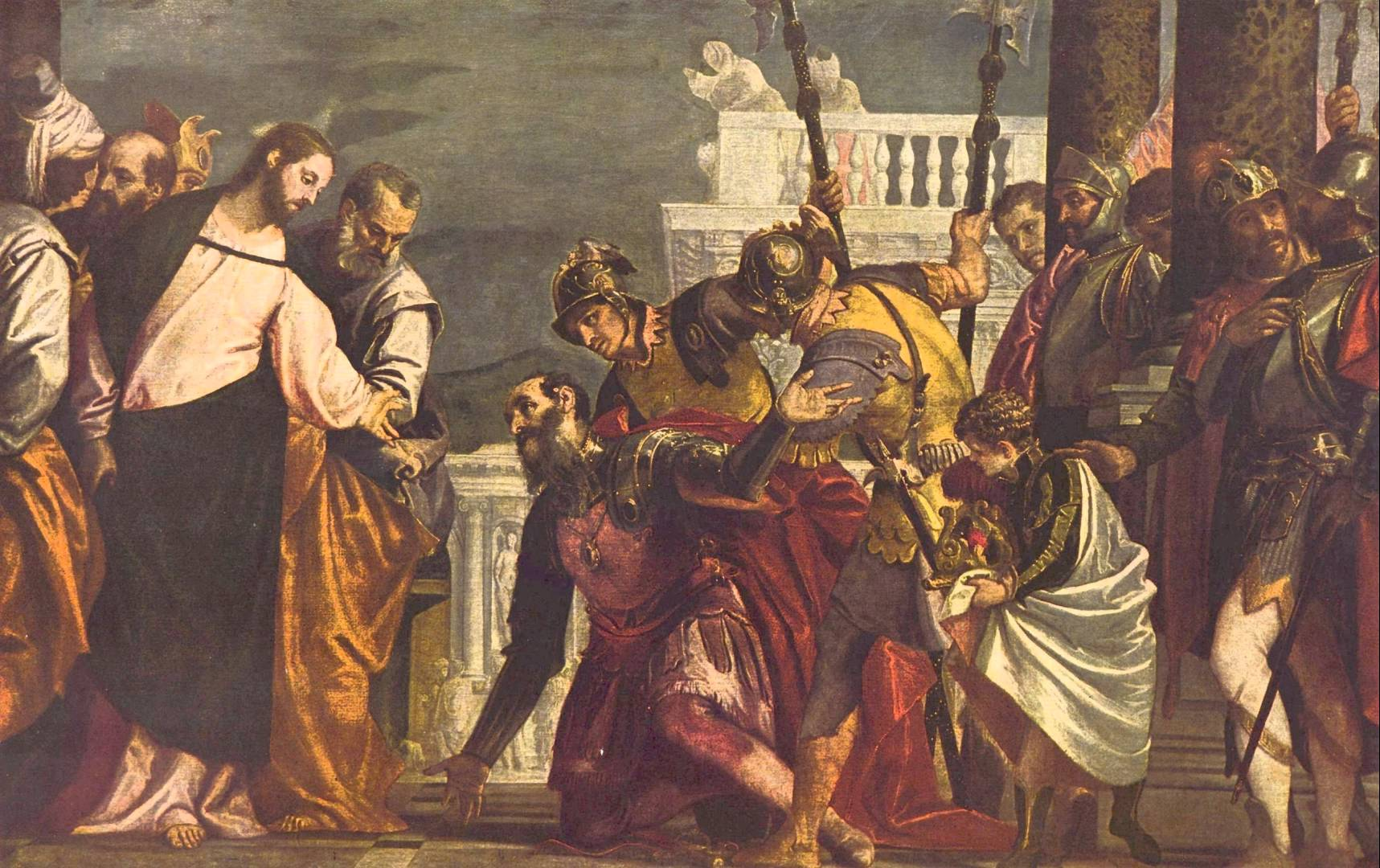 Centurian and Jesus