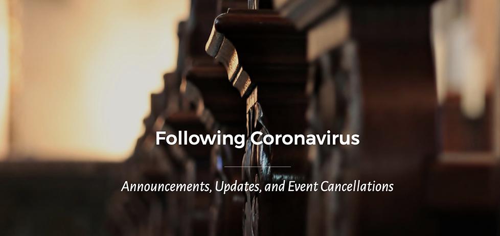 Coronavirus publication