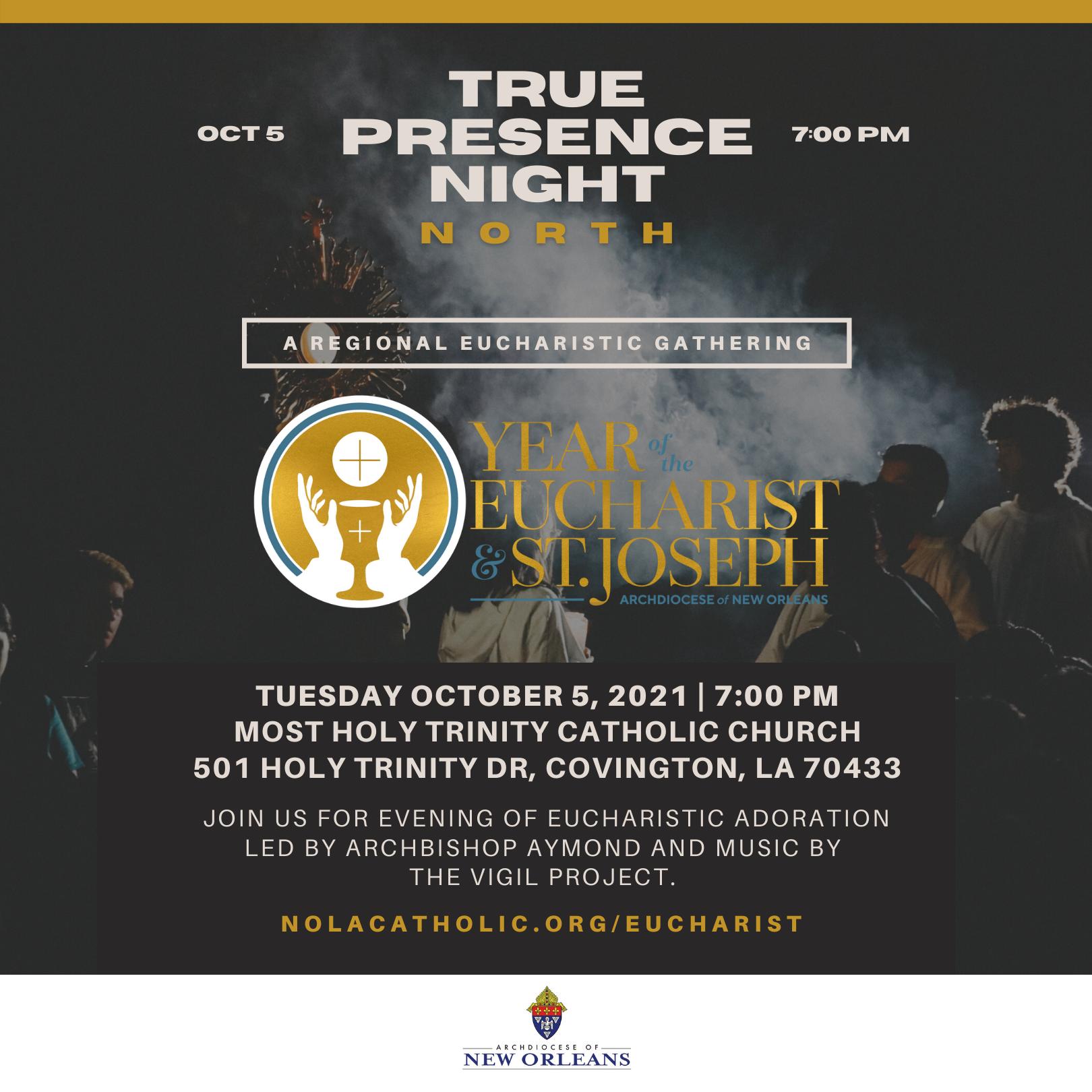 True Presence Nights